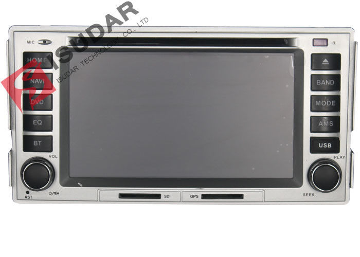 HYUNDAI SANTA FE Car GPS Navigation DVD Player 3G 1080P Car Video Player With Gps CPU 800M