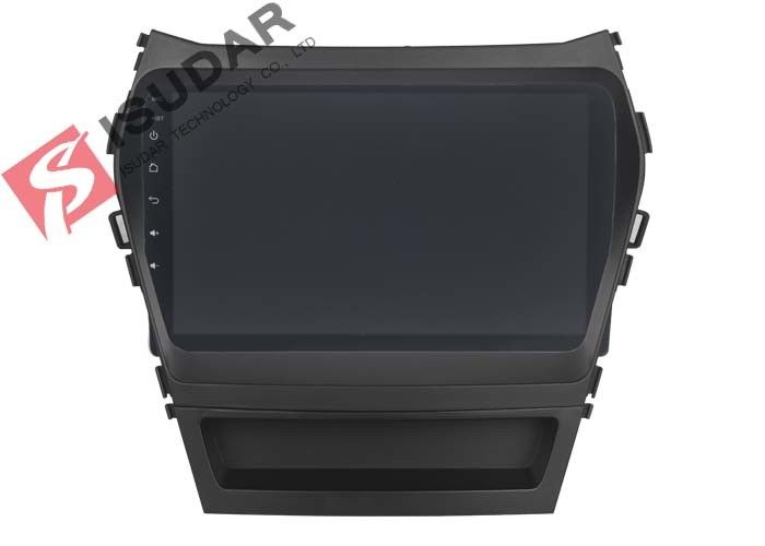 HD 9 Inch Touch Panel Android Auto Car Stereo For HYUNDAI IX45 / SANTAFE 2013