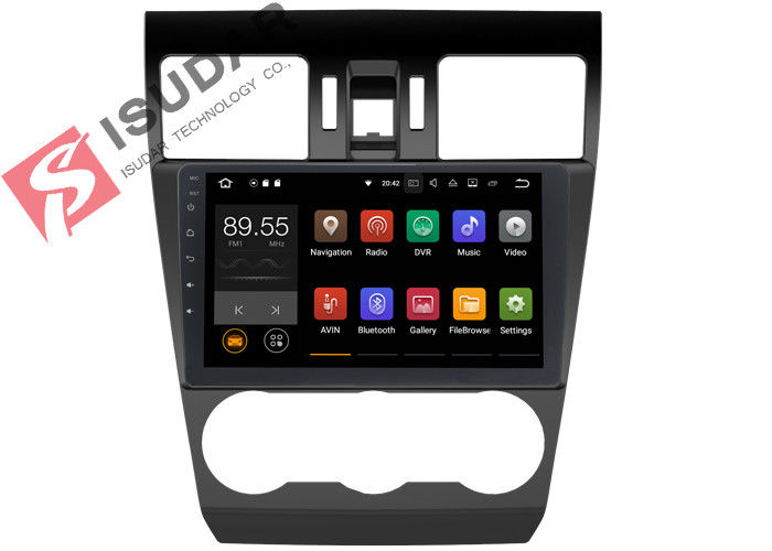Gps Bluetooth Radio Android Car Dvd Player Gps Navigation For Jeep Forester
