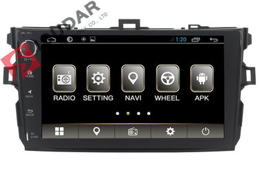 Mới Allwinner T3 Android Auto Car Stereo Toyota Corolla Head Unit Với ​​4G WIFI
