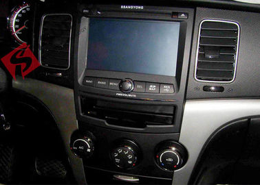 Wince System 7 Inch 2 Din Xe DVD Player cho Ssangyong Korando 2010-2013
